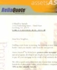 Reliaquote Direct Mail